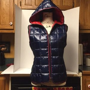 Sperry Top-Sider puffer vest